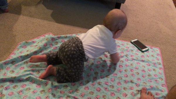 Crawling Nora